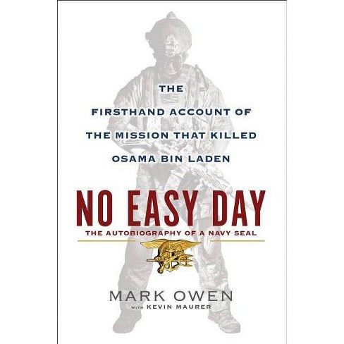No Easy Day (Hardcover) by Mark Owen - image 1 of 1