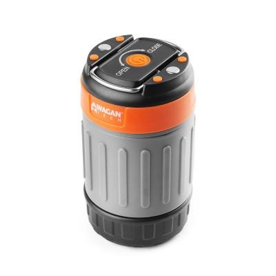 Wagan Brite-Nite Pop-Up LED Lantern - Gray