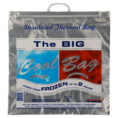 0.1qt Reusable Thermal Freezer Bag