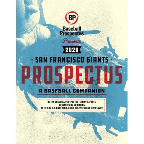 San Francisco Giants 2020 - by  Baseball Prospectus (Paperback) - image 1 of 1