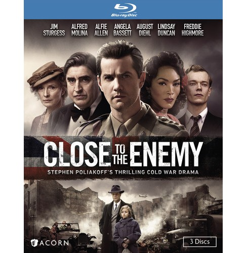 Close To The Enemy:Season 1 (Blu-ray) - image 1 of 1
