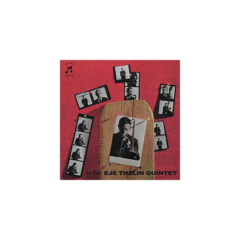 Eje Thelin - So Far (Vinyl)