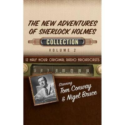 New Adventures of Sherlock Holmes, Collection - Unabridged (CD/Spoken Word)