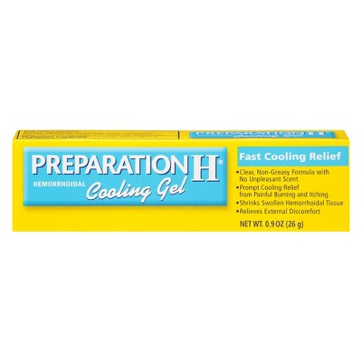 Preparation H® Hemorrhoidal Cooling Gel - 0.9oz