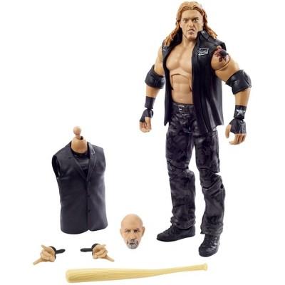 WWE Wresltmania Elite Collection Edge Action Figure
