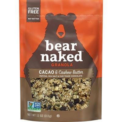Bear Naked Cacao & Cashew Butter Soft Baked Granola - 11oz
