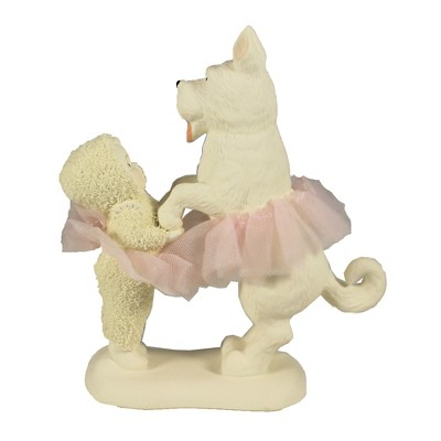 "Dept 56 Snowbabies 6.25"" Twinkle Toes Friendship Dance  -  Decorative Figurines"