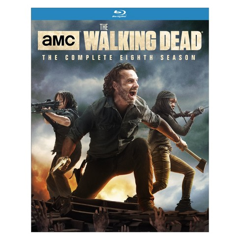 The Walking Dead Season 8 Blu Ray