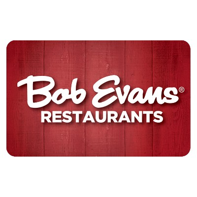 Bob Evan's $25 (Email Delivery)