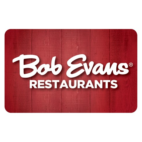 Bob Evan's $25 (Email Delivery) - image 1 of 1