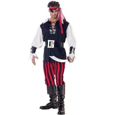 California Costumes Cutthroat Pirate Adult Costume