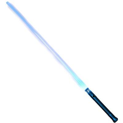 Edgework Imports Star Wars Electronic Light Up Replica Lightsaber | Blue Handle