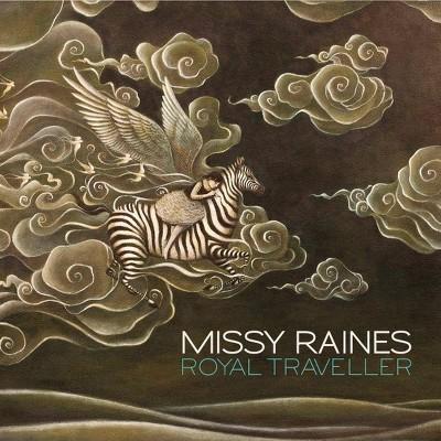 Missy Raines - Royal Traveller (CD)