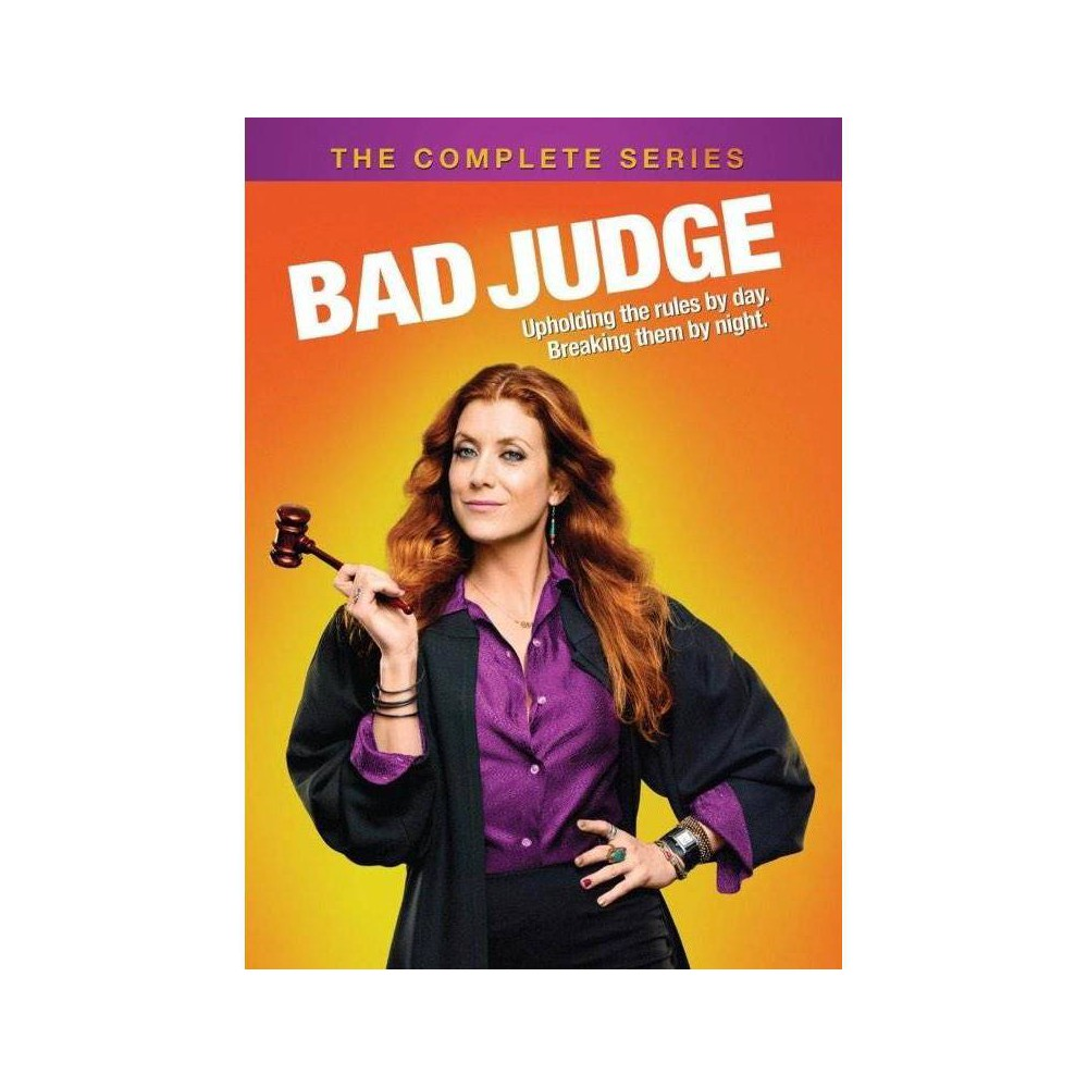 Bad Judge The Complete Series Dvd 2019