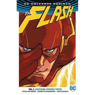 Flash 1 : Lightning Strikes Twice (Paperback) (Joshua Williamson)