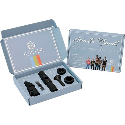Jupiter Join the Band! Wind Instrument Try-Out Kit