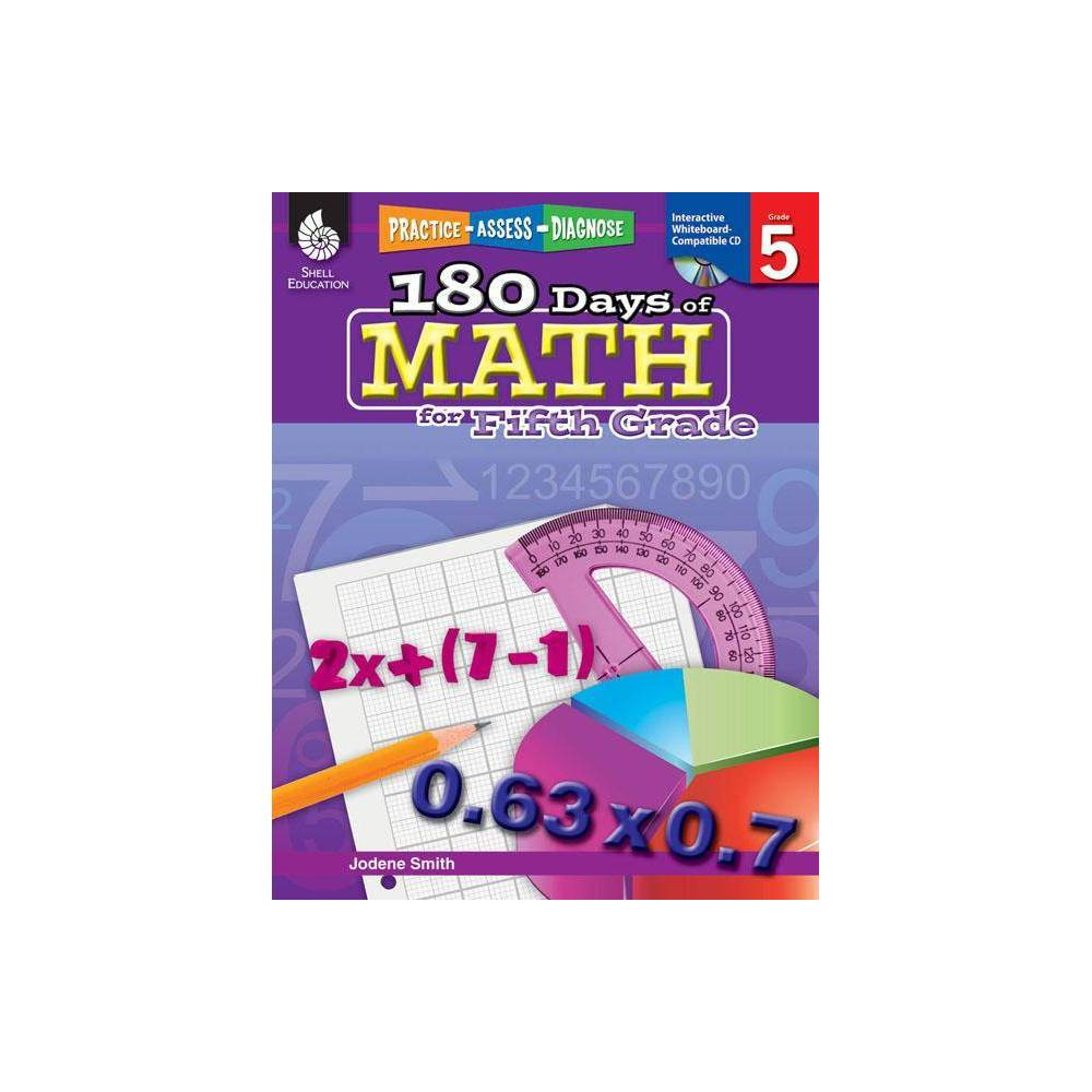 ISBN 9781425808082 product image for 180 Days of Math for Fifth Grade (Grade 5) - (Practice, Assess, Diagnose) by Jod | upcitemdb.com
