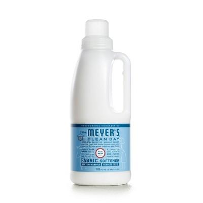 Mrs. Meyer's Clean Day Fabric Softener - Rain Water - 32 fl oz