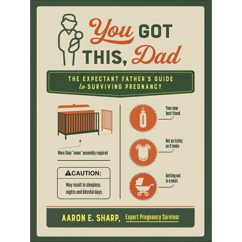 You Got This, Dad - by  Aaron Sharp (Paperback) - image 1 of 1