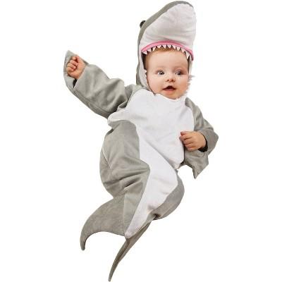 Baby Shark Halloween Costume 0-6M