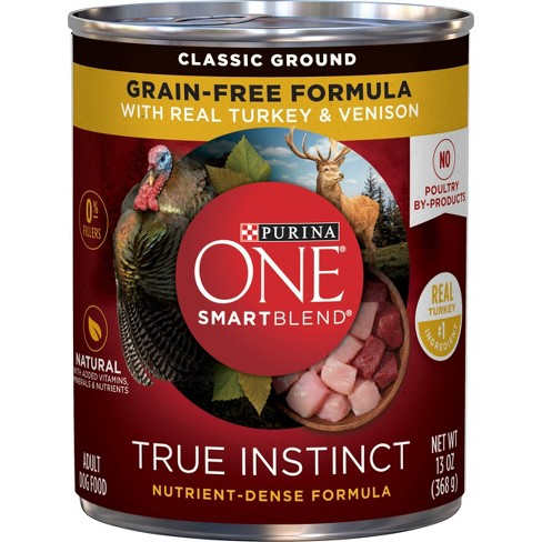 Purina ONE Smart Blend Wet Dog Food - 13oz - image 1 of 3