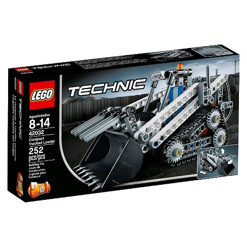 LEGO® Technic Compact Tracked Loader 42032 - image 1 of 9