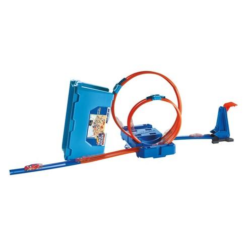 2edb091c986 Hot Wheels Track Builder Multi Loop Box   Target
