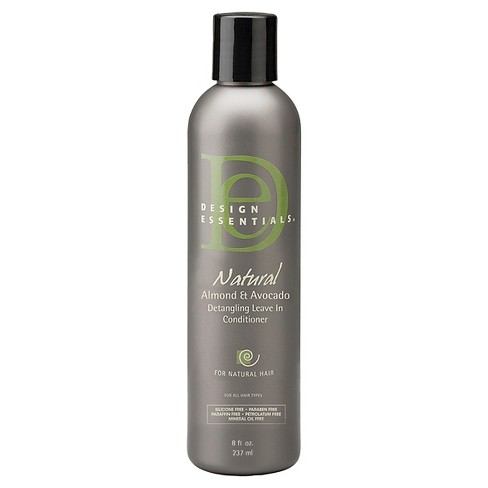 Design Essentials Almond Avocado Detangling Leave In Conditioner