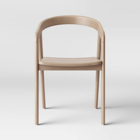 Lana Curved Back Dining Chair - Project 62™ - image 1 of 4