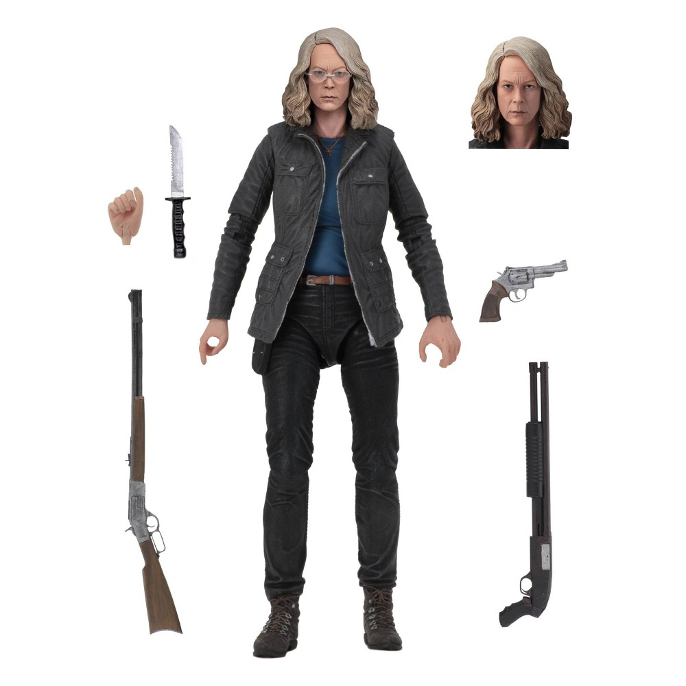 """Image of """"Halloween (2018) Ultimate Laurie Strode 7"""""""" Action Figure"""""""