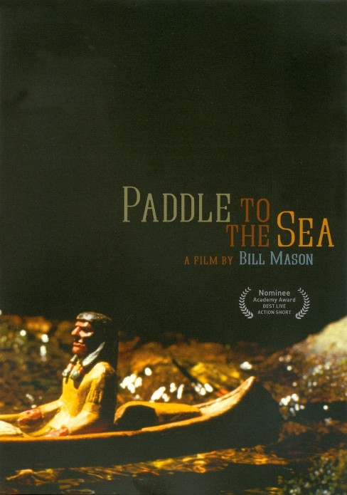 Paddle to the sea (DVD) - image 1 of 1