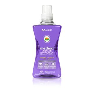 method Lavender + Cypress Laundry Detergent - 53.5 fl oz