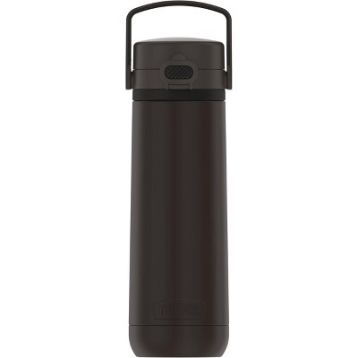 Thermos 16oz Stainless Steel Direct Drink Bottle - Black