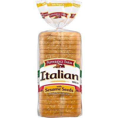 Pepperidge Farm Italian with Sesame Seeds Bread - 20oz