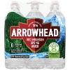 Arrowhead Brand 100% Mountain Spring Water - 6pk/23.7 fl oz Sports Cap Bottles - image 4 of 4