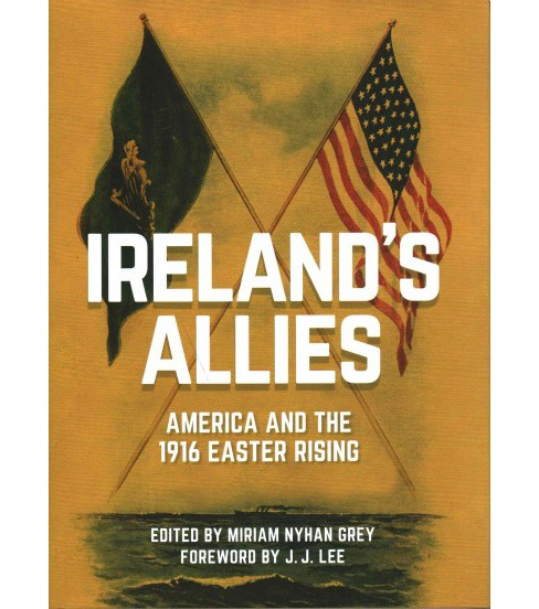 Ireland's Allies : America and the 1916 Easter Rising (Hardcover) - image 1 of 1