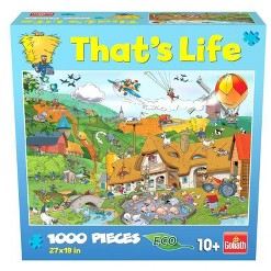 Pressman Goliath That's Life: The Farm Puzzle 1000pc