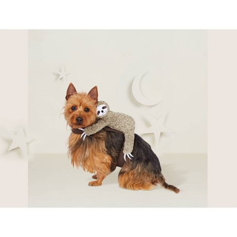 Sloth Rider Dog & Cat Costume - Hyde & EEK! Boutique™ - image 1 of 1