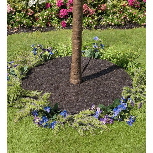 Permanent Mulch Recycled Rubber Tree Ring - Plow & Hearth - image 1 of 2