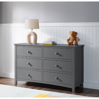 Oxford Baby 6-Drawer Dresser