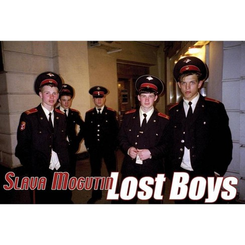 Lost Boys - (Hardcover) - image 1 of 1