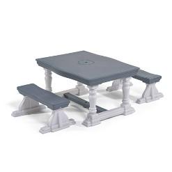 Step2 Farmhouse Table & Benches