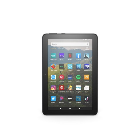 "Amazon Fire HD 8 Tablet 8"" - 32GB - image 1 of 4"