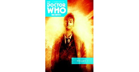 Doctor Who 1 : The Tenth Doctor Archives Omnibus (Paperback) (Gary Russell) - image 1 of 1