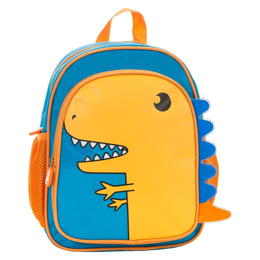 "Image of ""Rockland 12.5"""" Junior My First Backpack - Dinosaur, Kids Unisex, Size: Small"""