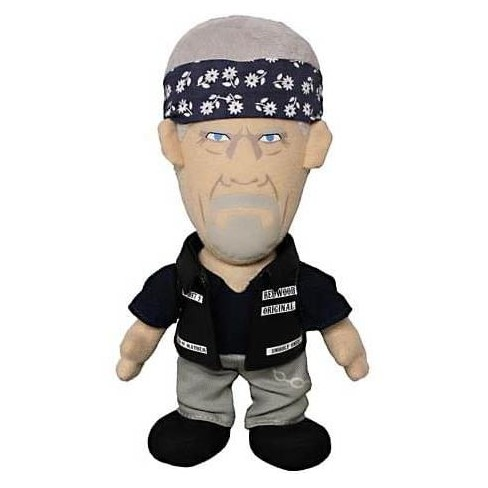 "Mezco Toyz Sons Of Anarchy Clay Morrow 8"" Plush - image 1 of 1"