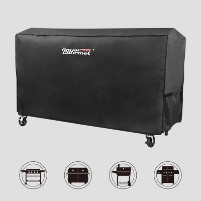 """60""""Oxford Heavy Duty Waterproof Grill Cover CR6008- Royal Gourmet"""