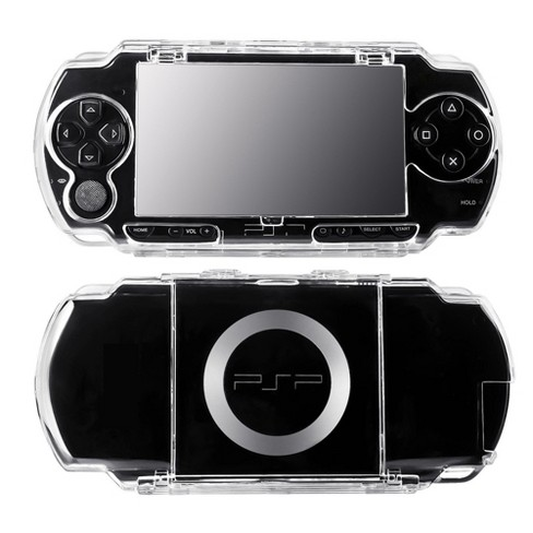 INSTEN Crystal Case compatible with  Sony PSP, Clear - image 1 of 4