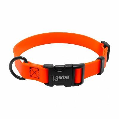 Tiger Tail URBAN NOMAD Dog Collar - lightweight waterproof & odor proof dog collar