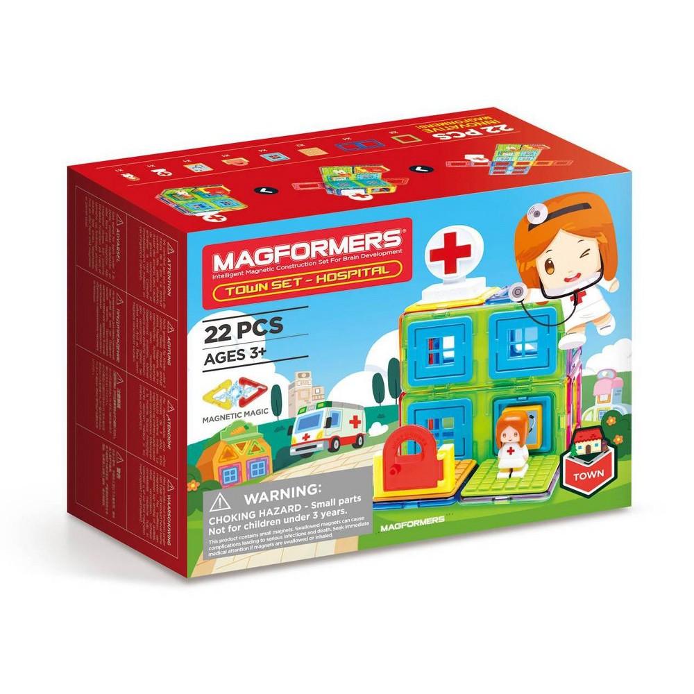 Magformers Mag Buddies Hospital Set